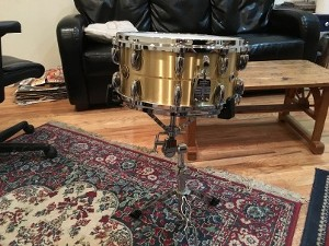 Percussion Drum With Stand